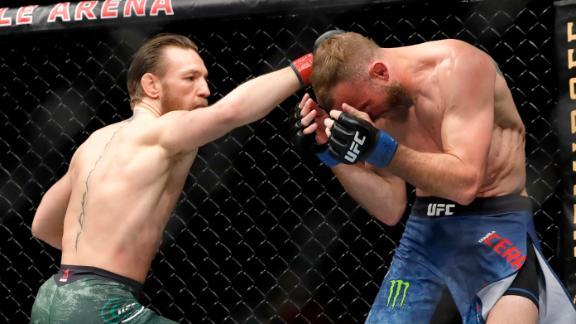 Cormier details McGregor's dominance vs. Cerrone