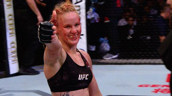 Valentina Shevchenko mixtape: The best of the women's flyweight champ