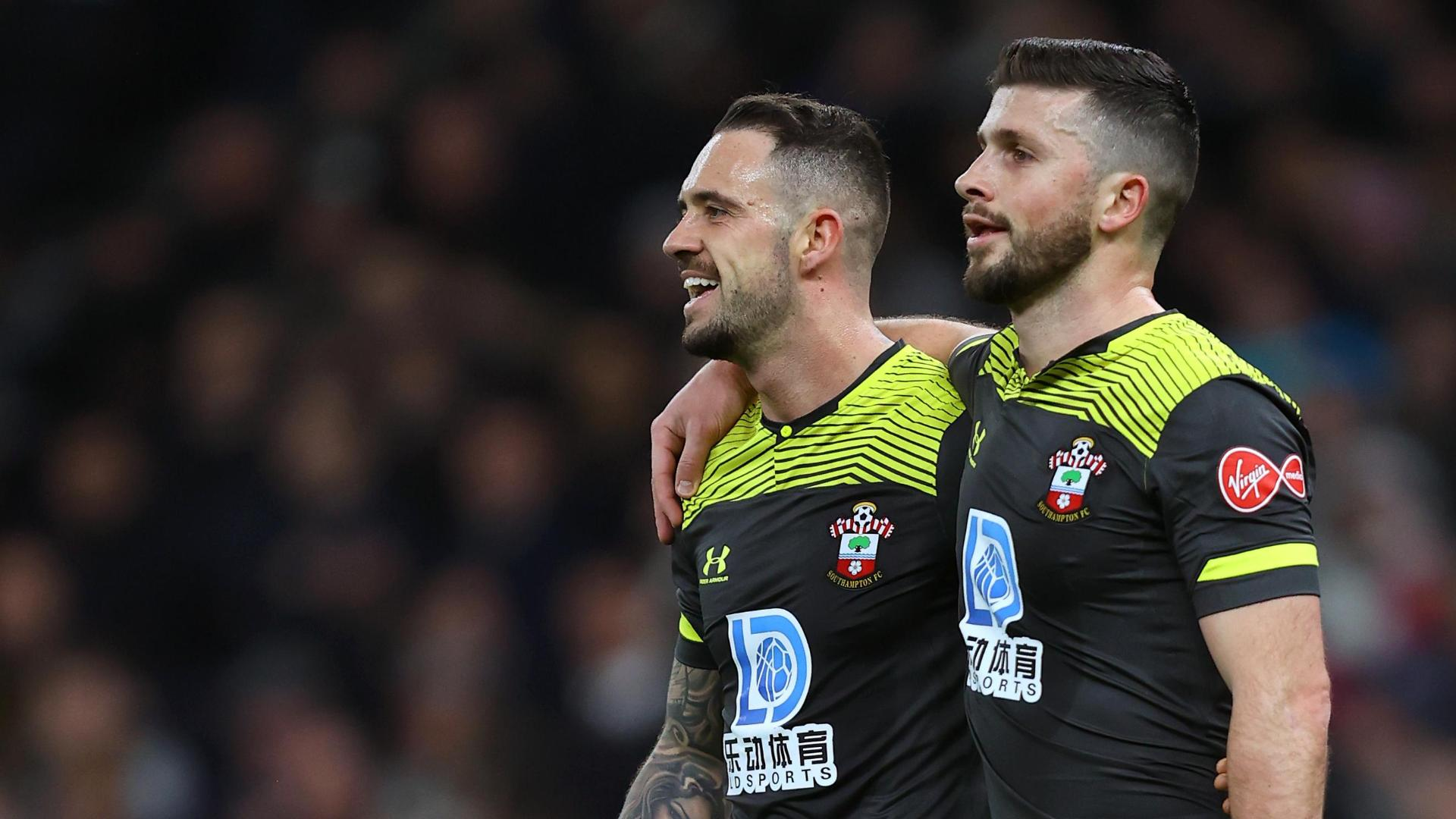 Shane Long equalizes for Southampton