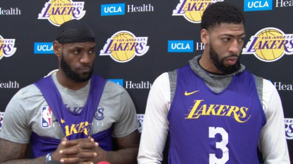 AD and LeBron open up about their Kobe-inspired tattoos