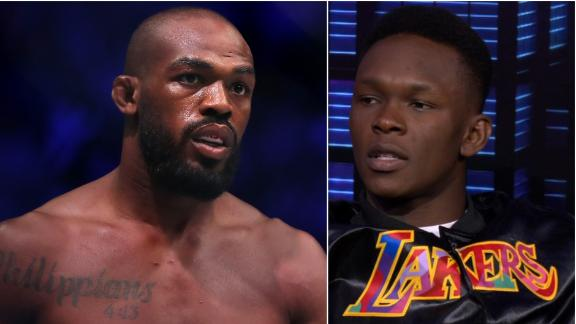 Israel Adesanya: Jon Jones needs me to stay relevant