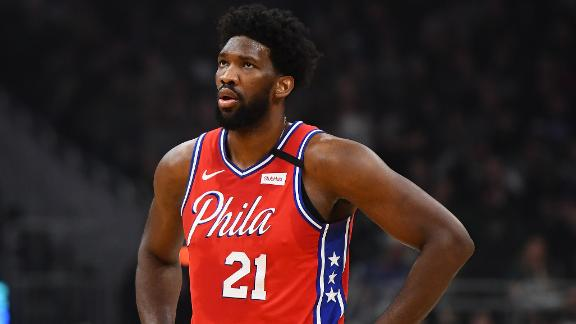 76ers' road struggles continue with 4th-straight loss