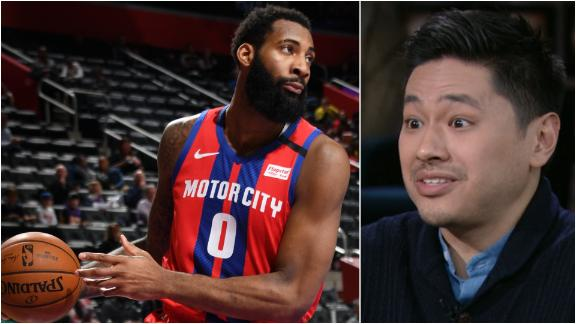 Is the Drummond trade proof the NBA is phasing out big men?
