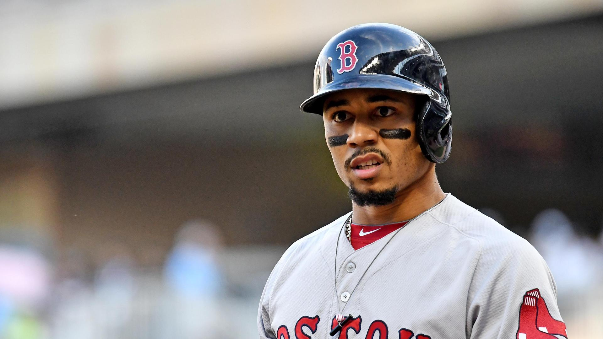 Are the Red Sox going to regret trading Betts?