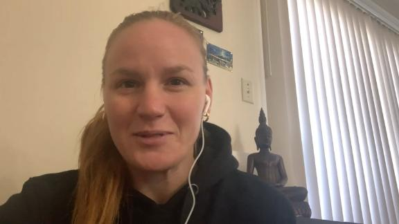 Shevchenko: Calderwood makes sense for next fight