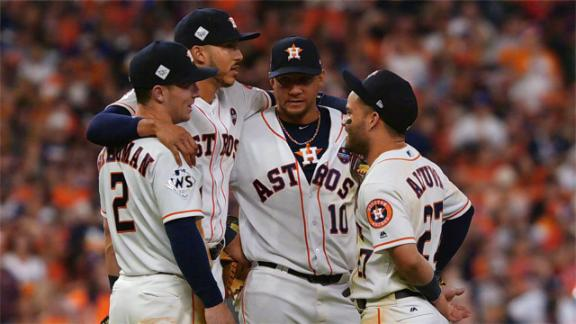 Challenges loom for Astros moving forward from sign-stealing scandal