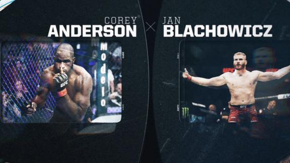What's at stake in Anderson-Blachowicz 2?