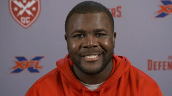Cardale Jones is embracing his opportunity in the XFL