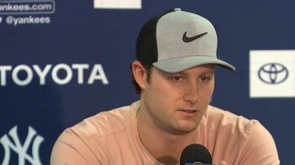 Cole addresses Astros' sign-stealing scandal