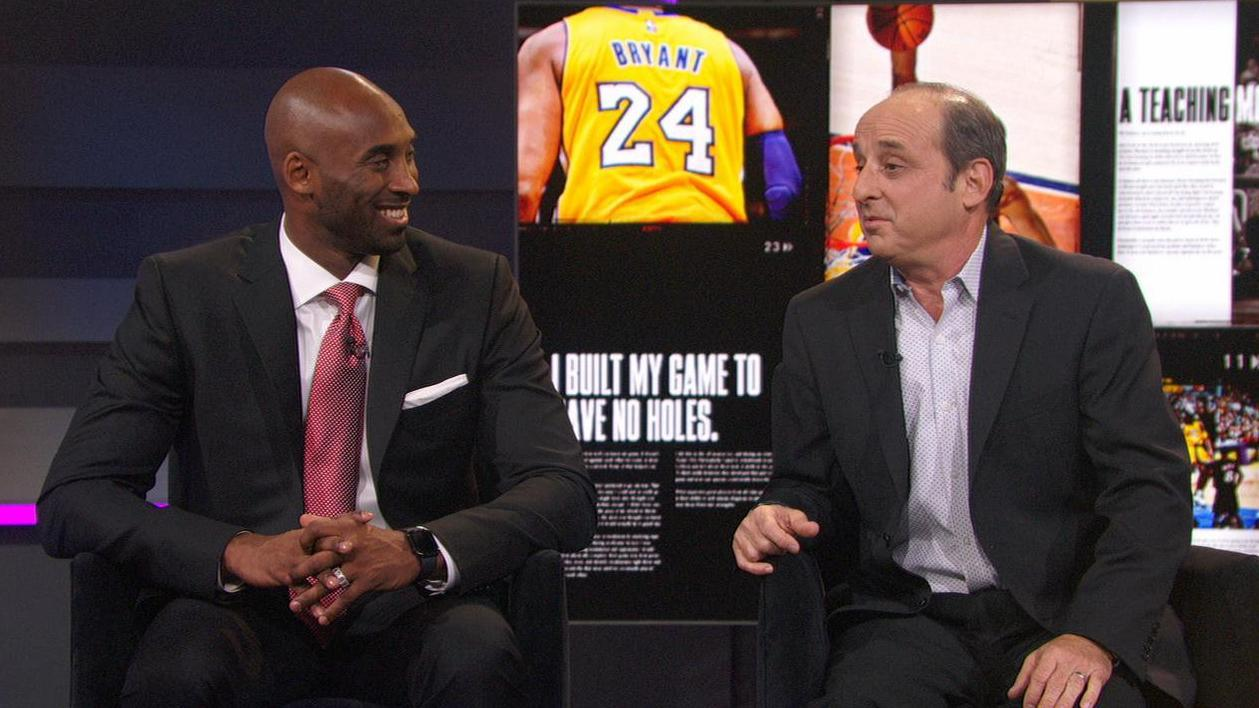 Kobe and HOF NBA photographer talk iconic Kobe images