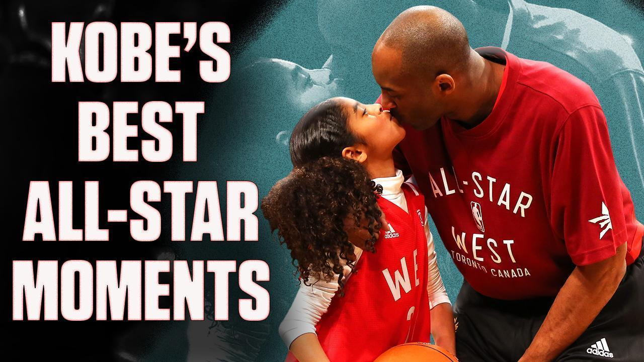 Kobe's best All-Star moments