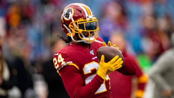 What's Josh Norman's next move after Redskins release?