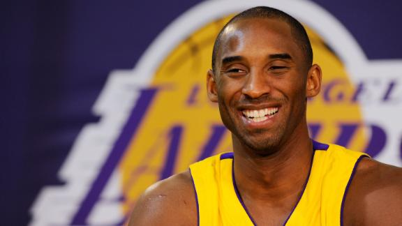 Kobe Bryant named among 2020 Hall of Fame finalists