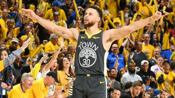 How Steph Curry's deep 3 changed the landscape of the NBA