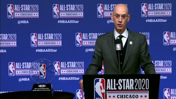 Silver announces All-Star MVP trophy to be named after Kobe