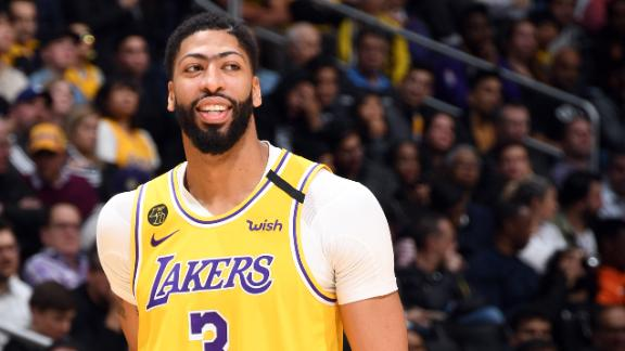 Is there any chance AD doesn't re-sign with Lakers?