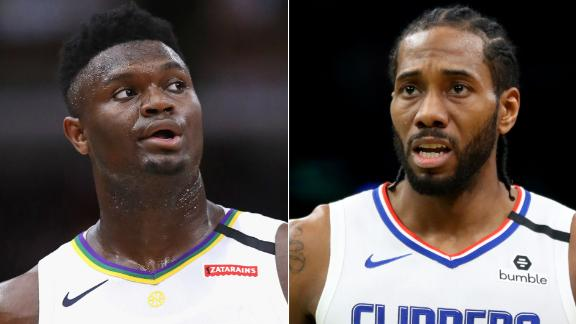 Zion, Clippers highlight Windhorst's second-half storylines