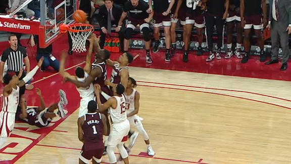 Ado's only basket is a game winner for Mississippi State