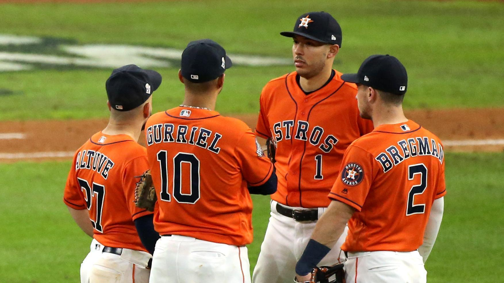 How will Astros deal with the scrutiny surrounding them?