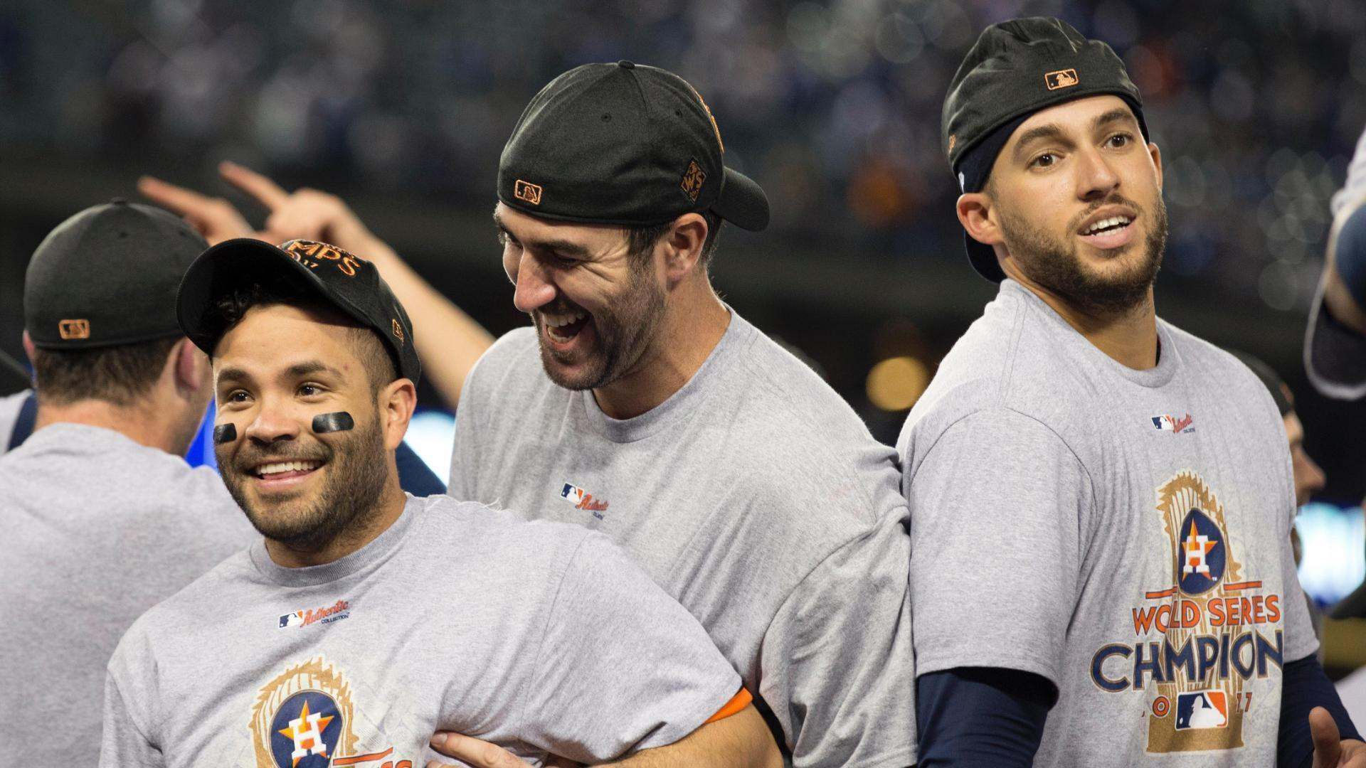 Should Astros be stripped of 2017 World Series title?