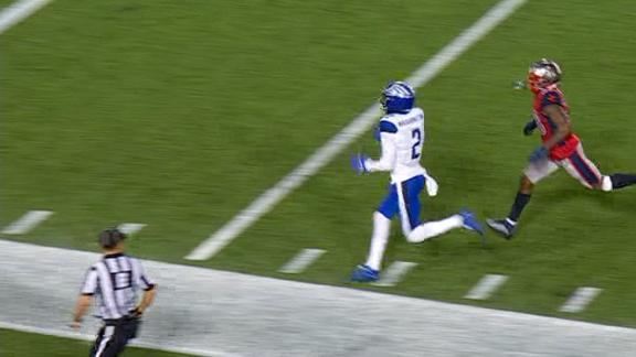 St Louis' Washington goes untouched for 36-yard score