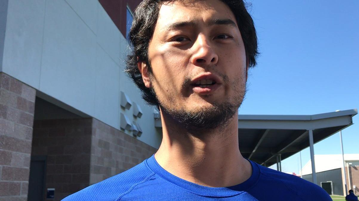 Darvish: Astros should be stripped of WS title