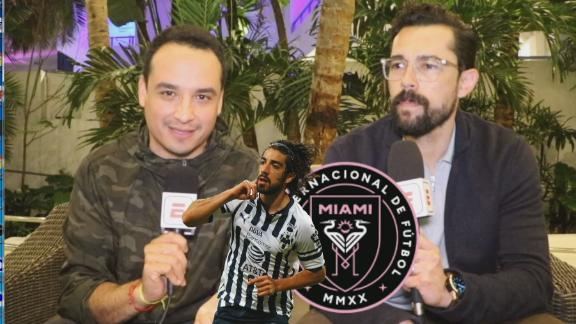 """""""Rodolfo Pizarro puede sufrir en el Inter Miami CF"""""""