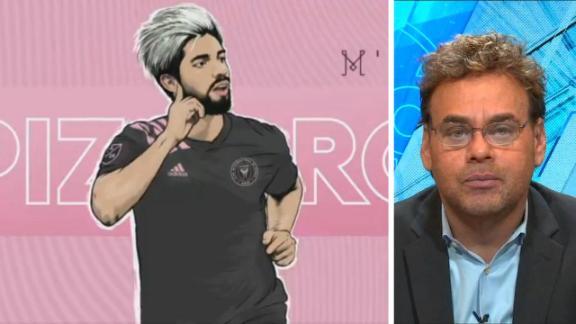 David Faitelson a Rodolfo Pizarro: No te quedes en zona de confort en la MLS