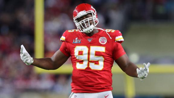 What should the Chiefs do with free-agent DT Chris Jones?