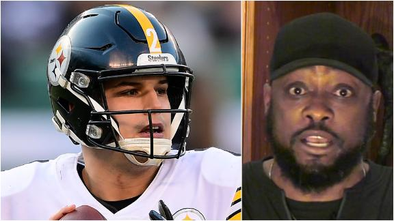 Tomlin vents frustration over attacks against Mason Rudolph