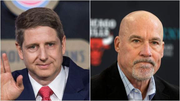 Do the Bulls need a change in their front office?