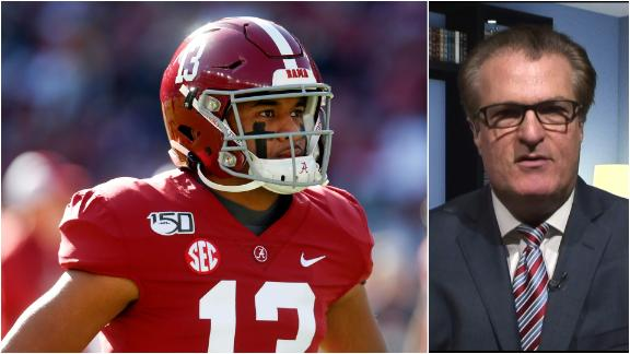 Where do Tua, Herbert fall in Kiper's latest Mock Draft?