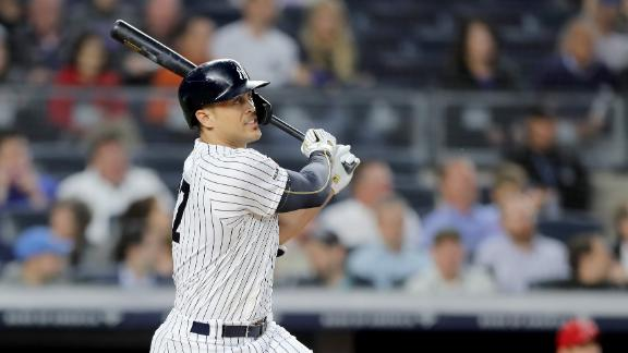 Stanton: I'd hit 80-plus home runs if I knew the pitch