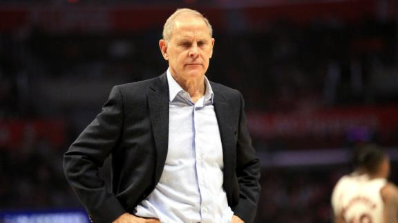 Why Beilein-Cavs marriage was destined to fail