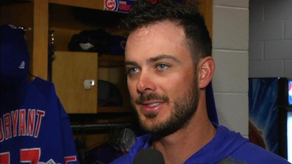 Bryant wants to remain with Cubs