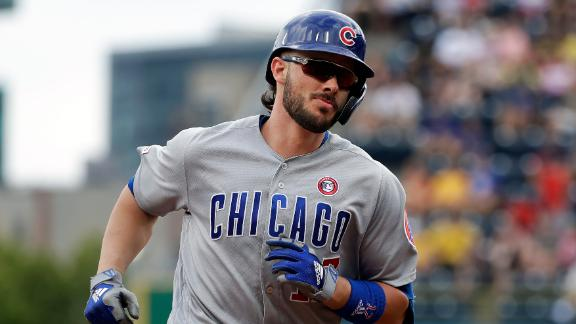 Will Bryant remain a Cub long term?