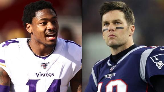 Would Brady stay if Pats add Diggs?