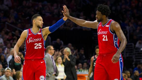 The Sixers' offensive issues are not what you think