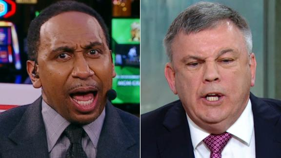 Stephen A., Teddy Atlas get heated over Wilder-Fury predictions