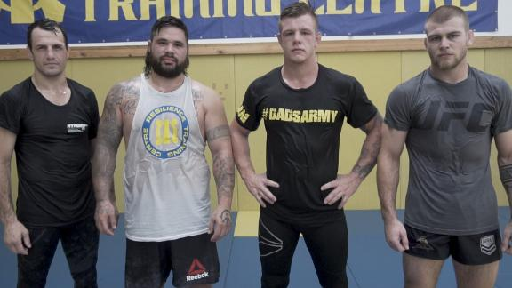 The two UFC gyms punching above their weight