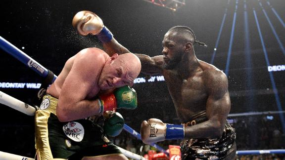 How Fury can avoid Wilder's big right hand
