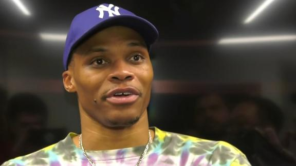 Westbrook: I'm always painted to be the bad guy