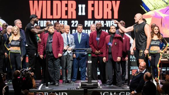 How added weight for Wilder, Fury will impact heavyweight showdown