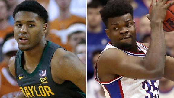 How Baylor can keep Dotson, Azubuike in check