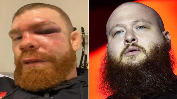 Felder compares himself to Action Bronson
