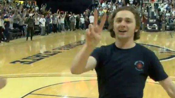 Montana State student sinks full-court shot for $11,111, honors Kobe