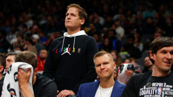 Is Mark Cuban right to criticize NBA officials?