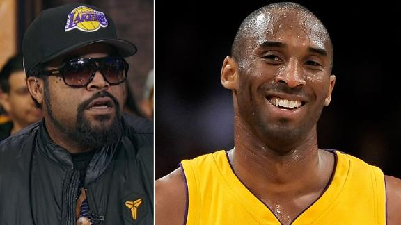 Ice Cube dishes on his favorite Kobe memory