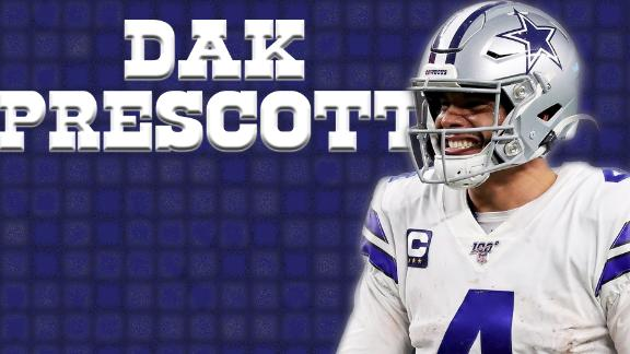 The Franchise? Looking back at Dak Prescott's 2019 season