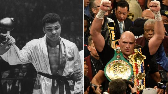 Why Teddy Atlas is comparing Tyson Fury to Muhammad Ali